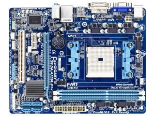 技嘉GA-A55M-DS2(rev.1.0)