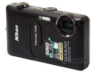 尼康S1200pj