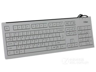 富勒L400有线键盘