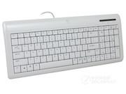 罗技 白珍珠键盘
