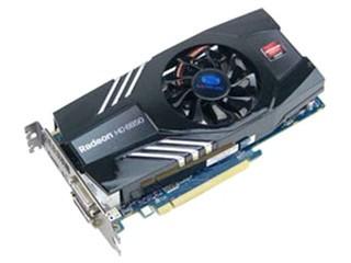 蓝宝石HD6850 1G 至尊版