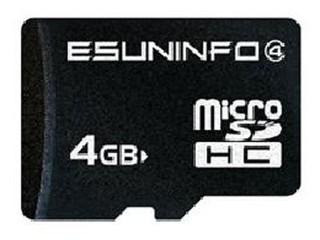 易昇 Micro SDHC/TF卡 Class4(8GB)
