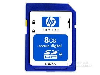 惠普SDHC卡(8GB)