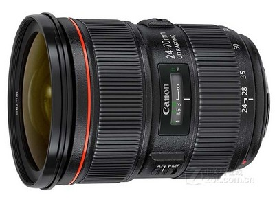 【限时抢购】佳能 EF 24-70mm f/2.8L II USML级专业标准变焦镜头、佳能24-70F2.8II代*