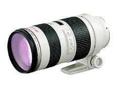佳能EF 70-200mm f/2.8L USM(小白)
