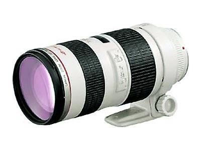 实体与网店同步销售 佳能 EF 70-200mm f/2.8L USM(小白) 特价促销,来电有好礼