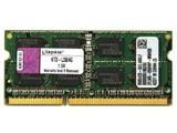 金士顿戴尔笔记本系统指定内存 4GB DDR3 1333(KTD-L38/4G)