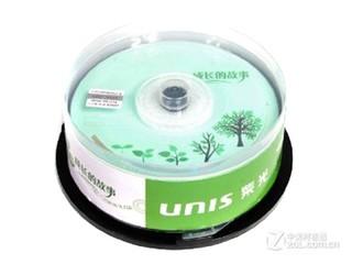 紫光成长的故事系列DVD-R 16速 4.7G(25片桶装)