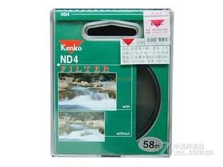 肯高ND4中性灰度镜(58mm)