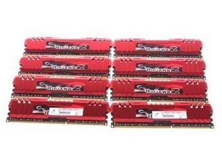 芝奇32GB DDR3 1600(F3-12800CL9Q2-32GBZL)