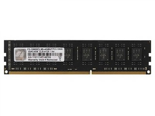 芝奇4GB DDR3 1333(F3-10600CL9S-4GBNT)