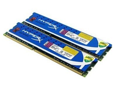 金士顿 HyperX 8GB DDR3 1600 套装(KHX1600C9D3K2/8GX)