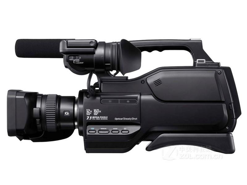 索尼HXR-MC1500C整体外观图