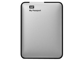 西部数据My Passport USB3.0 1TB(WDBBEP0010BSL-PESN)