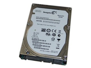 希捷Momentus 500GB 7200转 16MB SATA2(ST9500424AS)