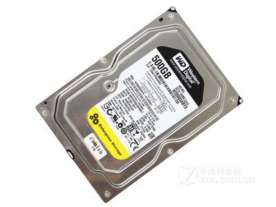 WD 500GB 7200转 64MB SATA2 RE4单碟(WD5003ABYX)