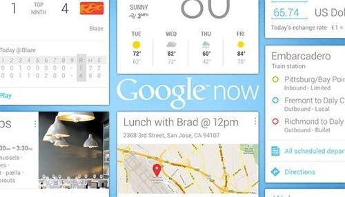 高人为Android4.0带来Google Now体验