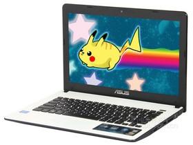 华硕X401EE45U(2GB/320GB)珍珠白