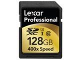 雷克沙UHS-I SDXC卡 Class10 400X(128GB)