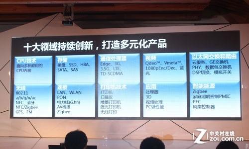 做中国最大 Marvell发布单芯片多模方案