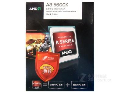 AMD A85600K好不好