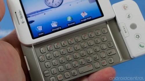 四周年 带你回忆首款安卓机T-Mobile G1
