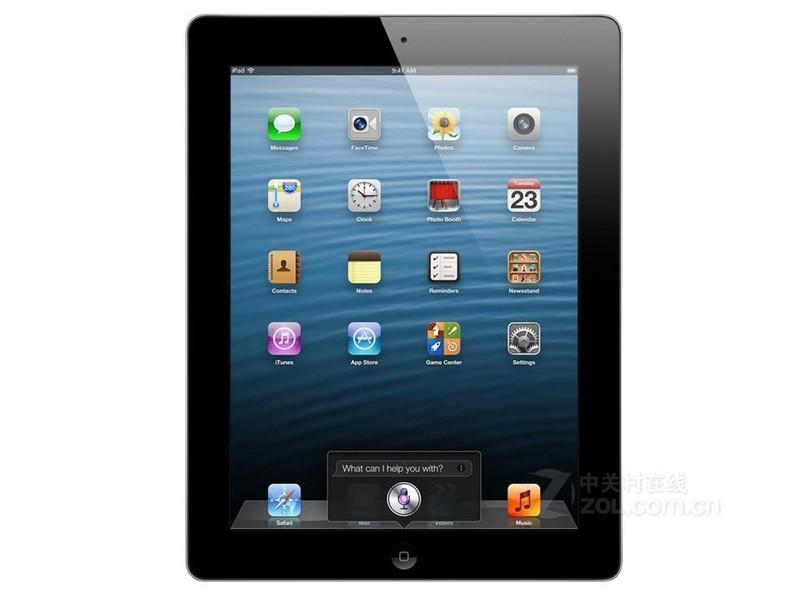 苹果iPad 4(16GB/WiFi版)整体外观图