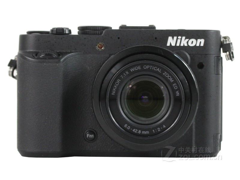 尼康P7700整体外观图
