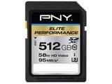 PNY SDXC UHS-I U3(512GB)