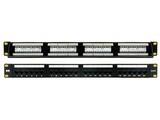 高岘六类非屏蔽配线架GXCAT6-24UP