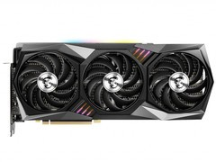 微星GeForce RTX 3080 GAMING X TRIO 10G
